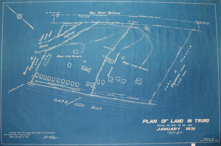 John Raymond Dyer, Land Surveyor, Proposed Cottage Colony at