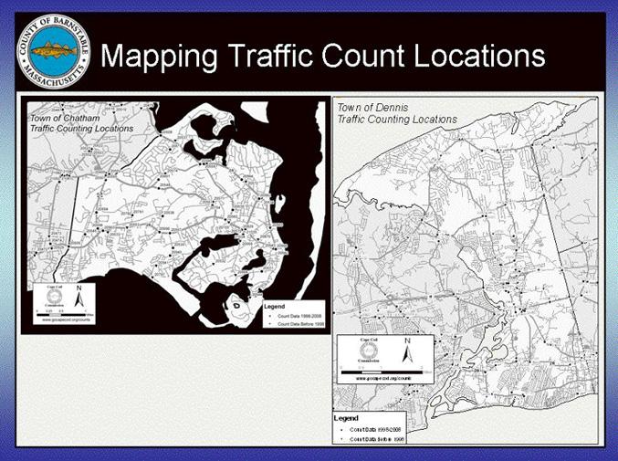 Cape Cod Commission's Traffic Study