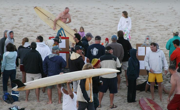 2009 Cape Cod Old Timers Longboard Classic