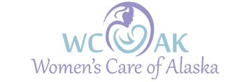 Women's Care of Alaska logo