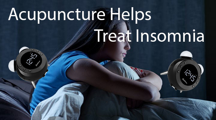 Acupuncture Helps With Insomnia