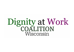 Dignity At Work Coalition Wisconsin logo