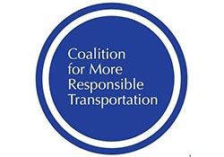 Coalition for More Responsible Transportation logo