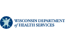 Wisconsin Department of Health Services logo for Independent Living Centers