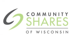 Logo for Community Shares of Wisconsin