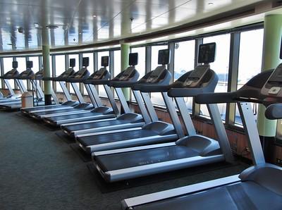 Fitness Center membership resets following 2020 crash