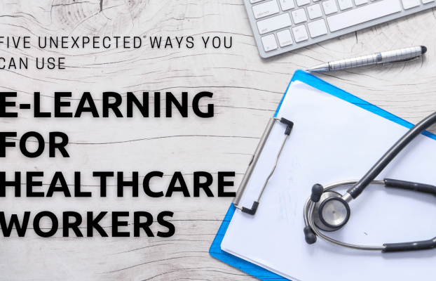 Discover the benefits of eLearning for healthcare workers