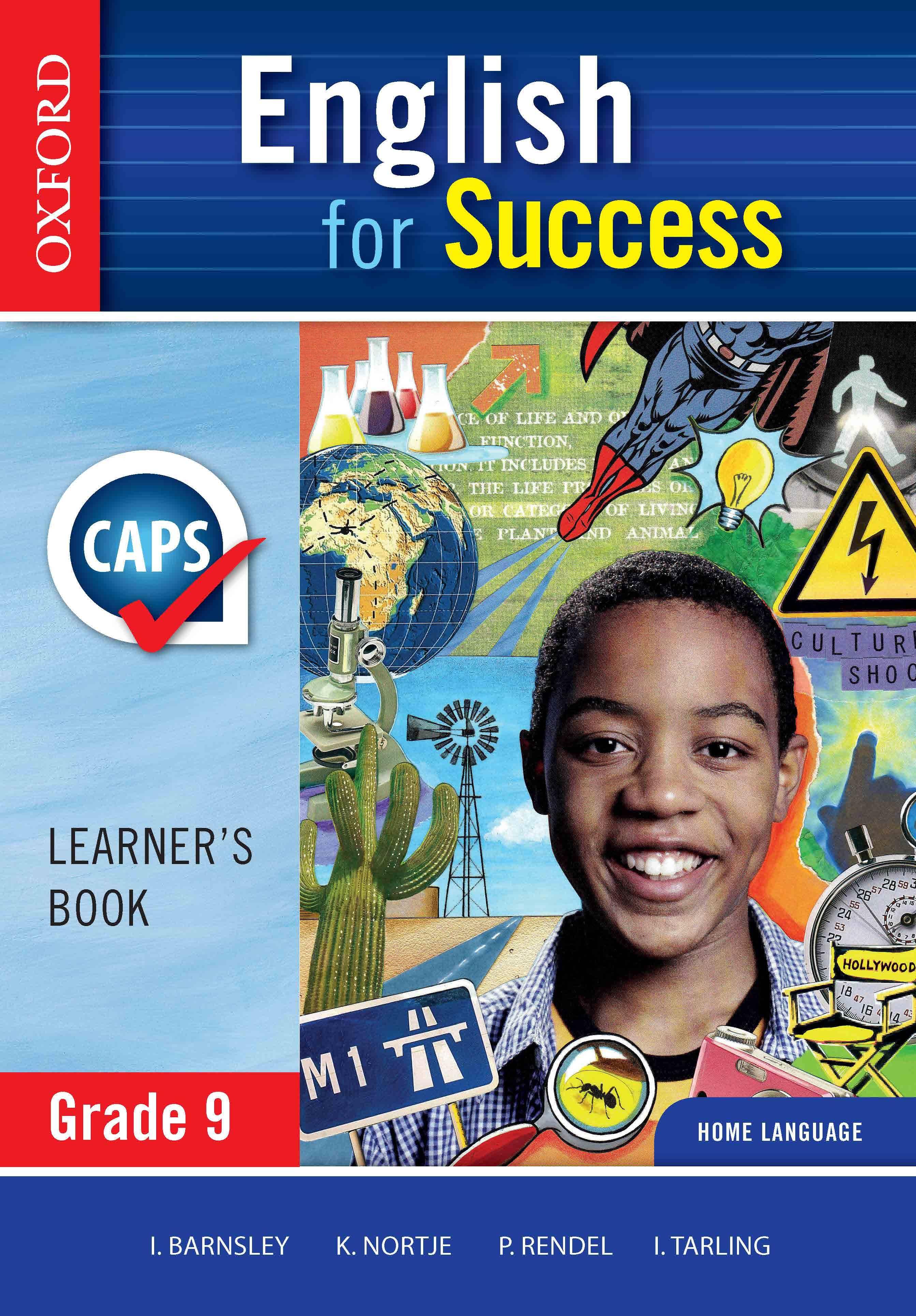 English For Success Grade 9 Learner S Book E