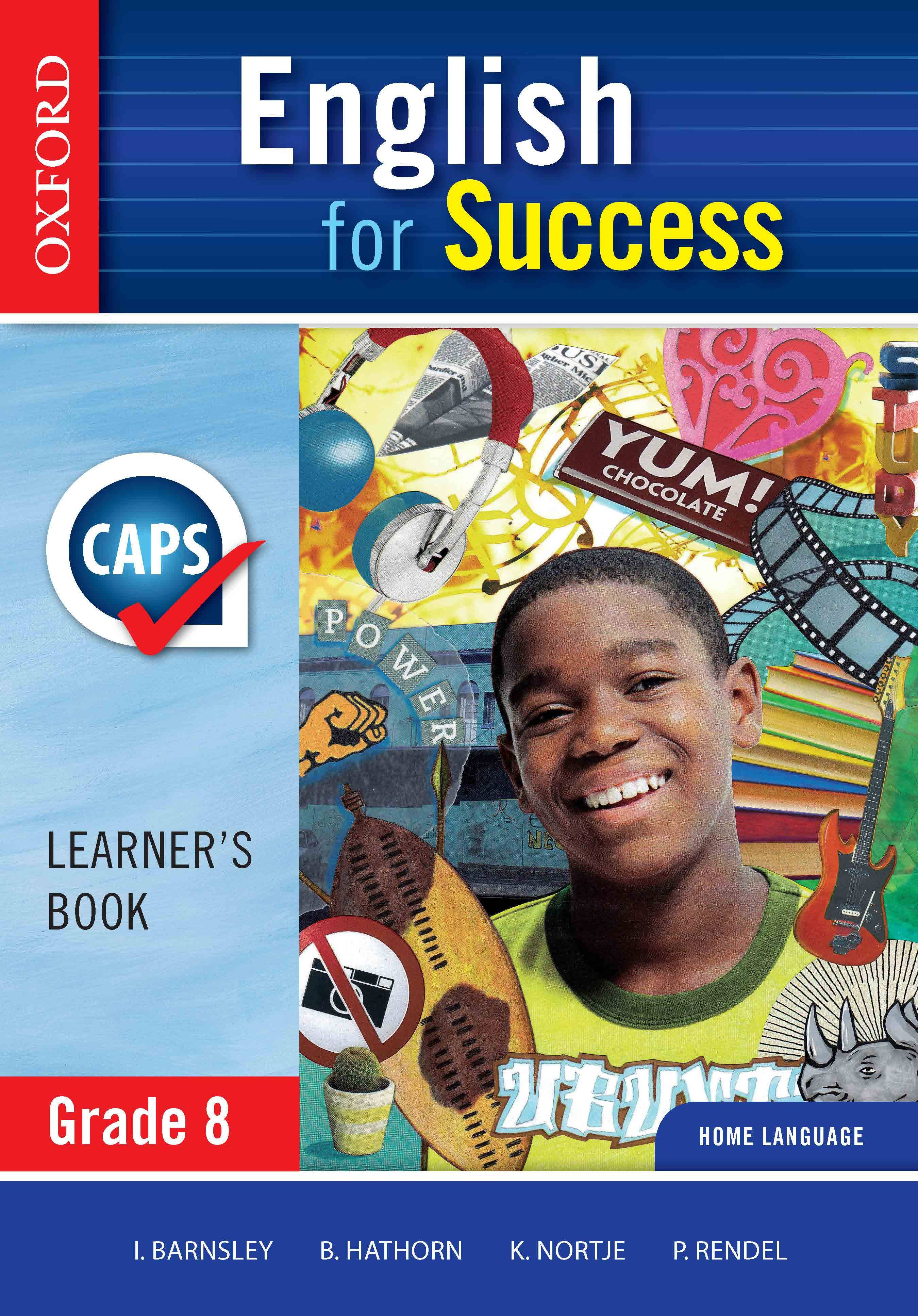 English For Success Home Language Grade 8 Learner S Book