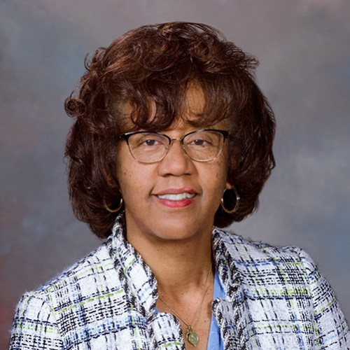 Evelyn McGill, MBA, MPA, BS