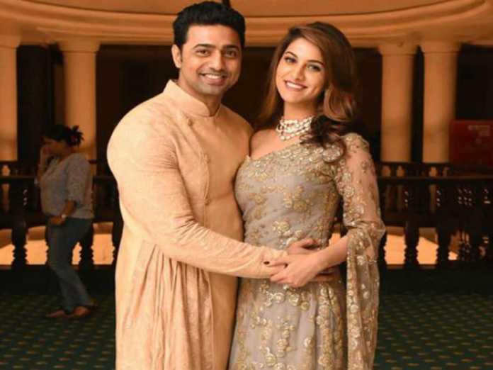 Dev and Rukmini Maitra