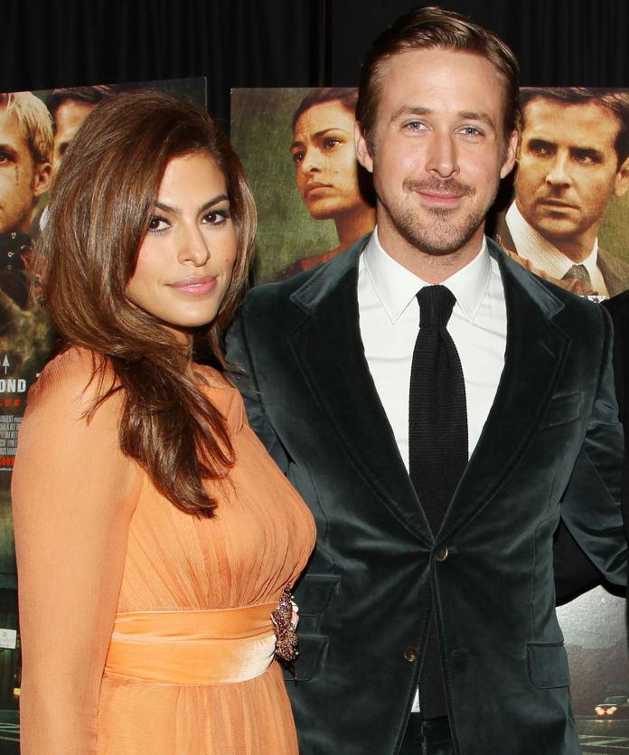 Ryan Gosling Wife Eva Mendes