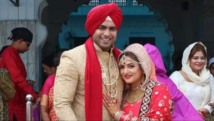 Srabanti Chatterjee Husband Roshan Singh