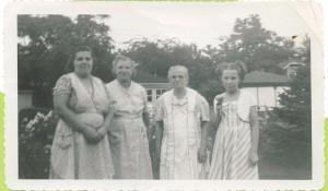 A four-generation photo.