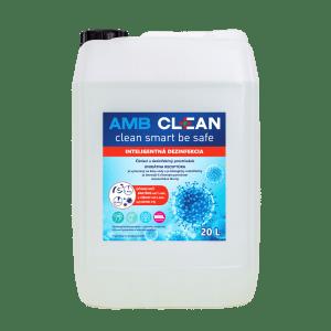 AMB CLEAN WP 2012 čistiaci prostriedok a dezinfekcia 20 L