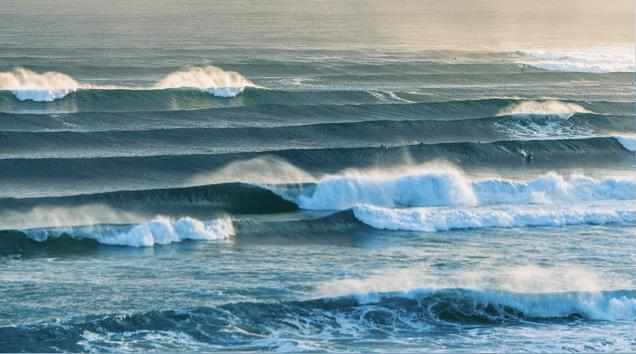 picos do mundial do surf - Kirra em gold coast