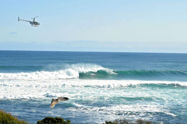 picos do mundial do surf - margaret river