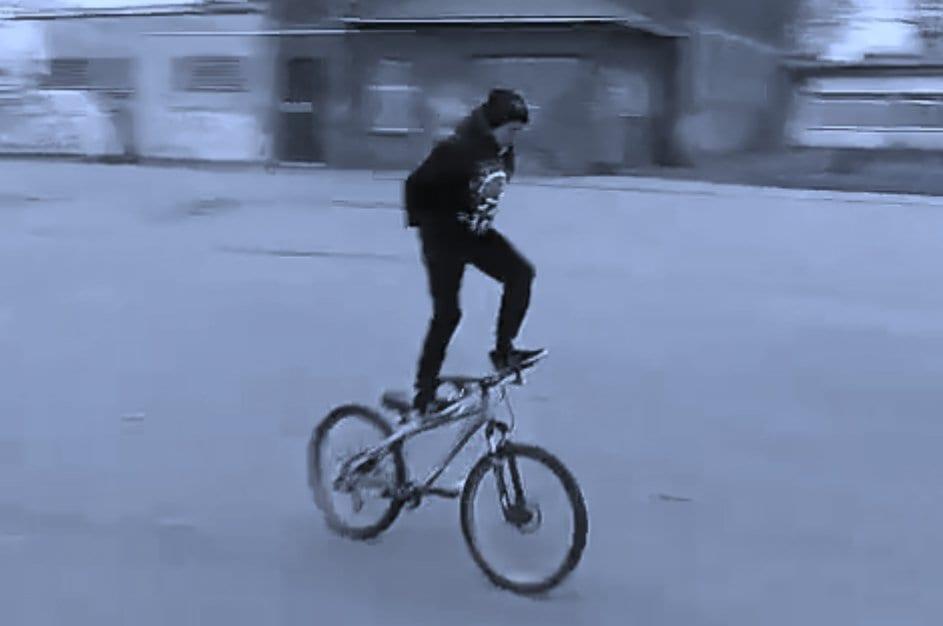 MTB Stunt – pasja pełna wyzwań [VIDEO]