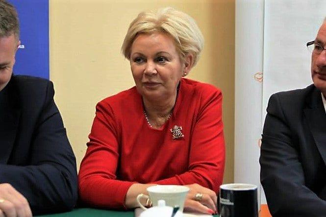Krystyna Skowrońska: Mija rok od wyborów