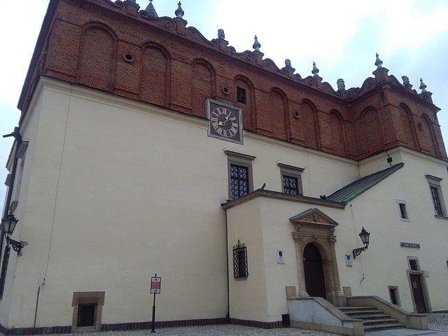 Architekci zwiedzają architekturę Tarnowa