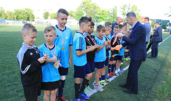Zakończenie sezonu Akademii Piłkarskie Nadzieje [FOTO]