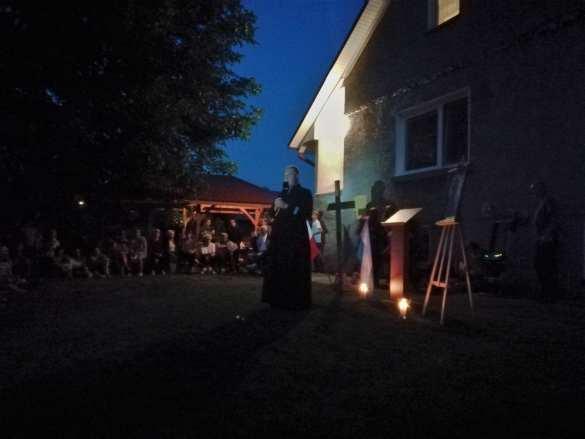 Relacja z 1-go dnia mieleckich grup Pieszej Pielgrzymki Tarnowskiej na Jasną Górę [FOTO]