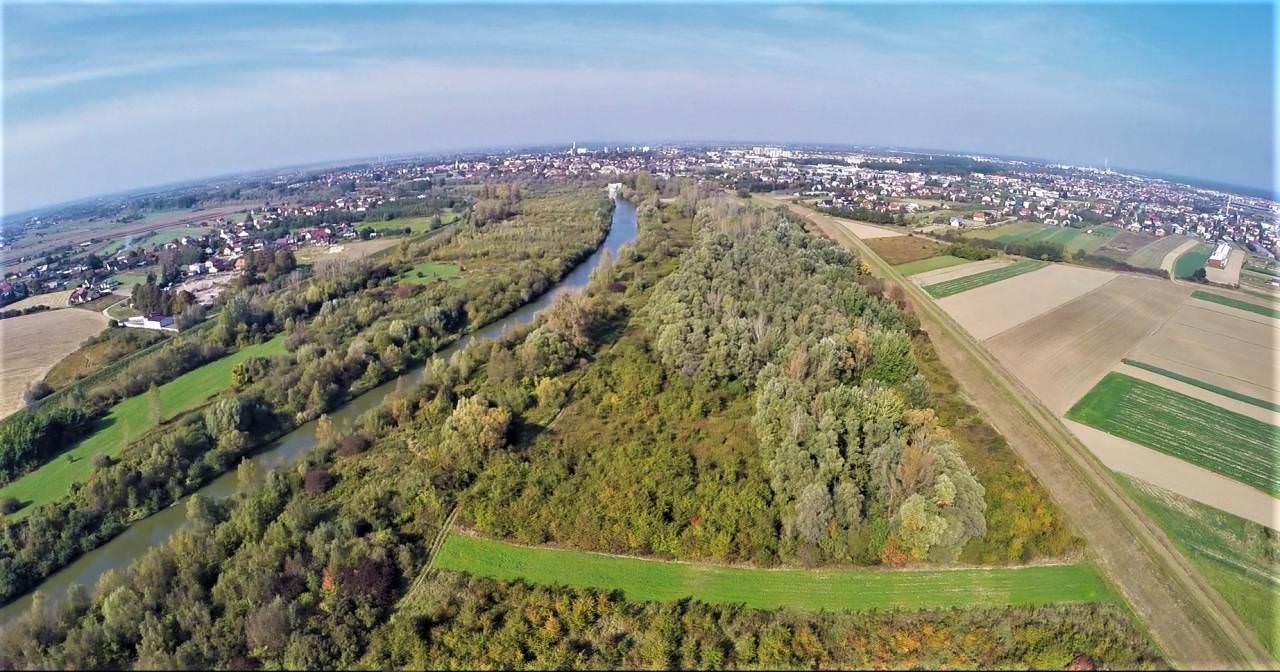 Ogłoszenie o planowanej inwestycji na prawym wale rzeki Wisłoki