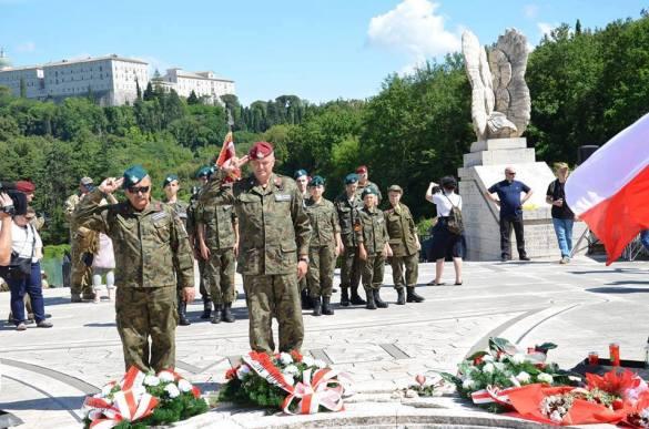 Mielec – Rzym – Monte Cassino [FOTO]