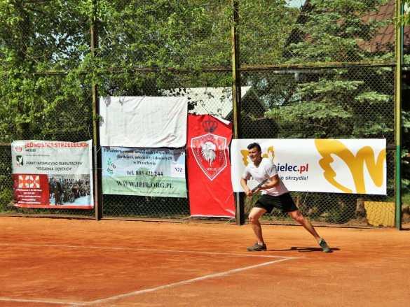 VI turniej tenisa. Wygrała Biało-czerwona [FOTO, VIDEO]