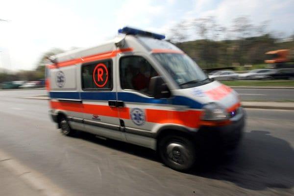 Śmiertelny wypadek w Czerminie