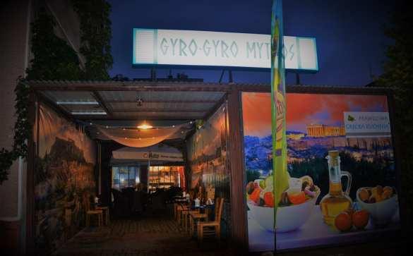 Gyro-Gyro Mythos to nowa ciekawa pozycja kulinarna na mapie Mielca [FOTO]