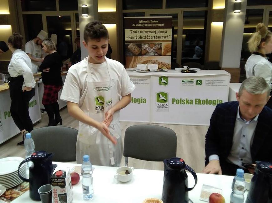 Kulinarny sukces uczniów ZST [FOTO]