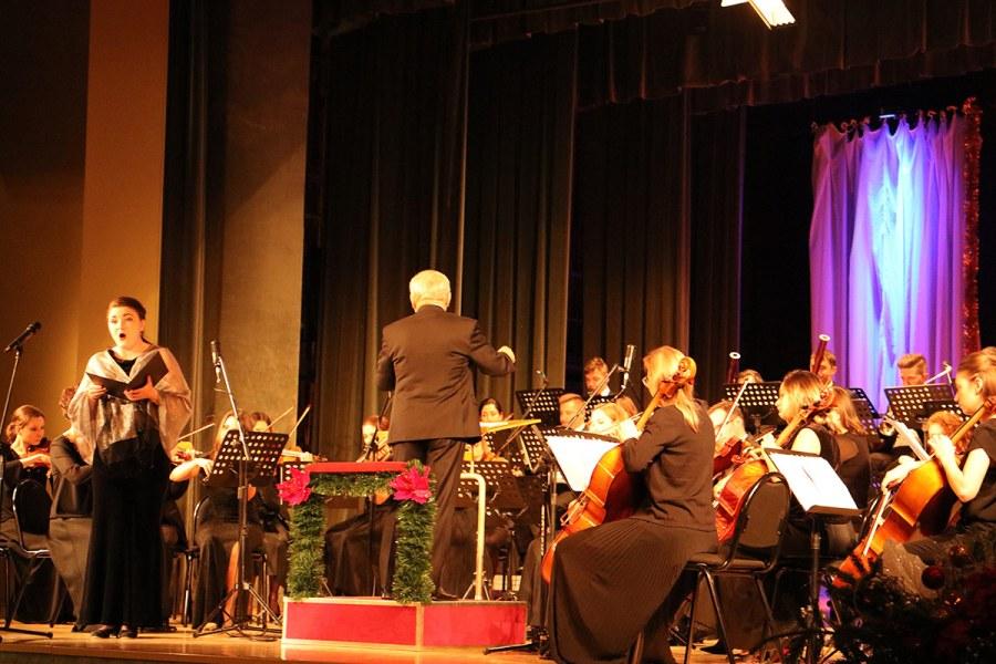 W Samorządowym Centrum Kultury w Mielcu odbył się Koncert Noworoczny w stylu wiedeńskim.