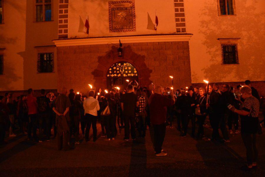 Noc Muzeów na zamku w Baranowie Sandomierskim [FOTO, WIDEO]