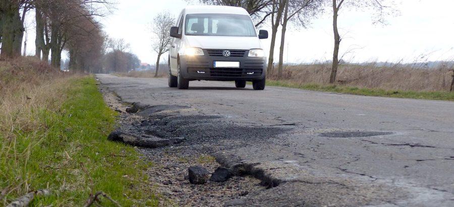 Nowe drogi i chodniki w powiecie mieleckim