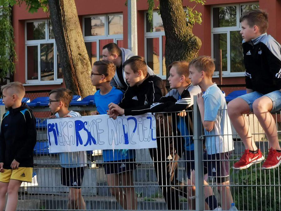 Piłkarskie Nadzieje z awansem do okręgówki