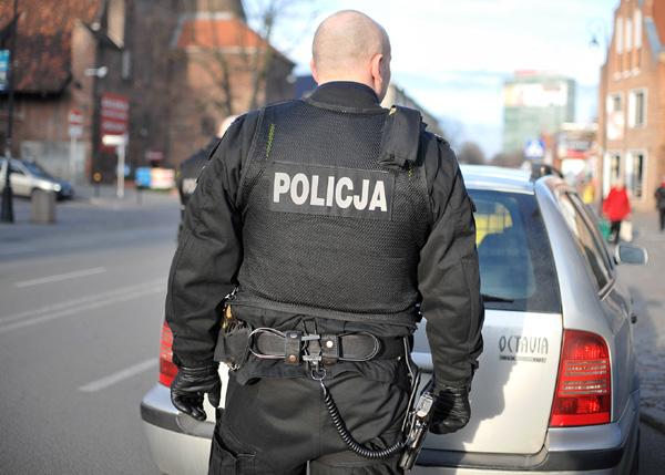 Obywatelskie zatrzymanie złodzieja motoroweru