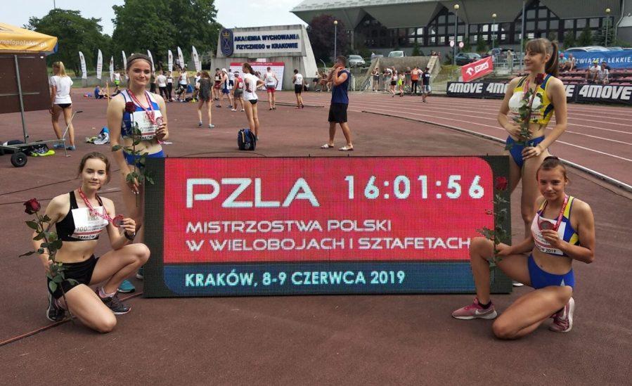 PZLA Mistrzostwa Polski w Sztafetach i Wielobojach [FOTO]