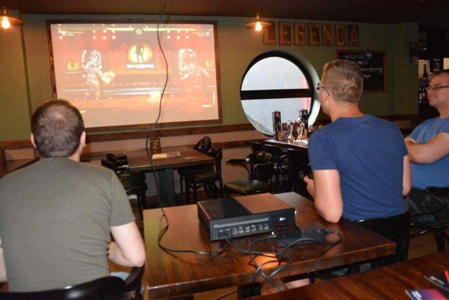 """Games Week – Turniej Fifa19 i Mortal Kombat 11 w pubie """"Legenda""""[FOTO, VIDEO]"""