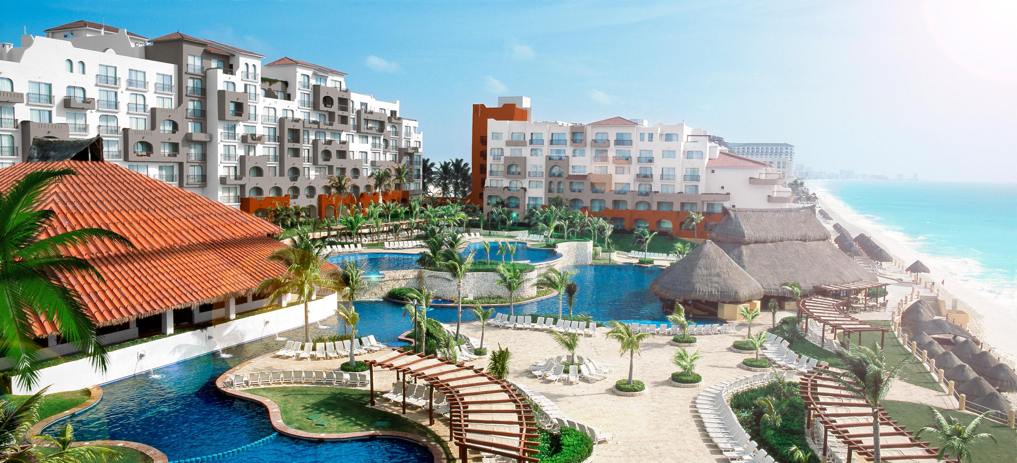 Fiesta Americana Condesa Cancun Cancun Transat