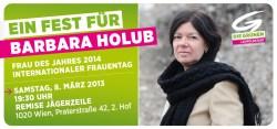 Barbara Holub Woman of the Year
