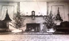 Then Infirmary at Christmas
