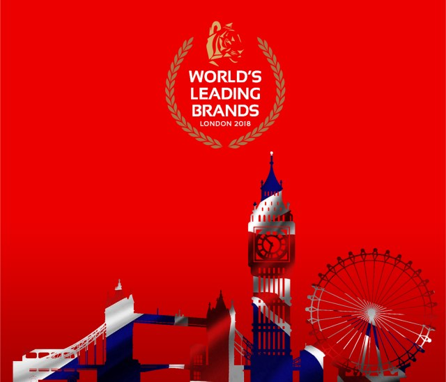 WCRC World's Leading Brands: London 2018