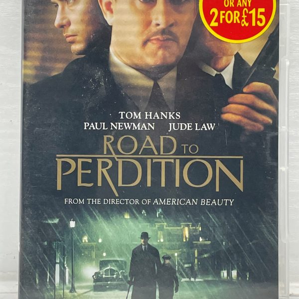 Road To Perdition Cert (15) Used VG Condition