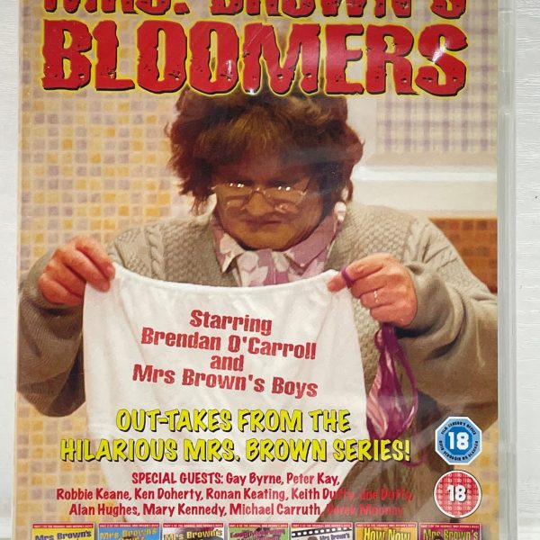 Mrs Browns Bloomers Cert (18) New