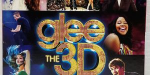 Glee The 3D Concert Movie Cert (PG) Used (VG Condition)