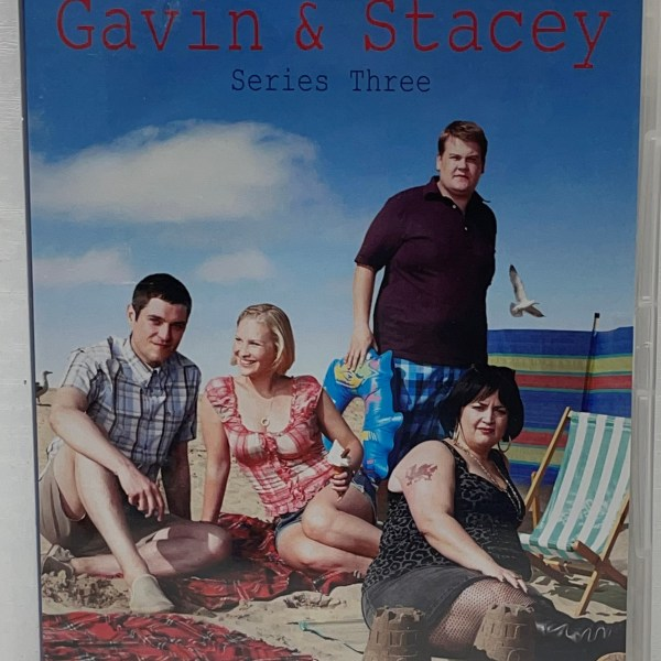 Gavin & Stacey  Series Three Cert (12) Used VG Condition