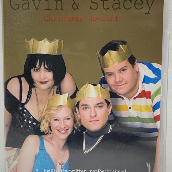Gavin & Stacey Christmas Special Cert (12) Used VG Condition