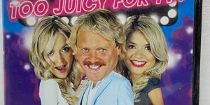 Celebrity Juice 100 Juicy For Tv Cert (15) Used VG Condition