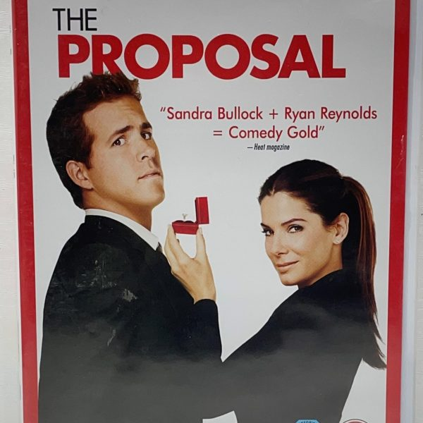 The Proposal Cert (12) Used VG Condition